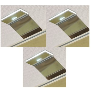 2195 STAR 3er Lampen-Set (LED)
