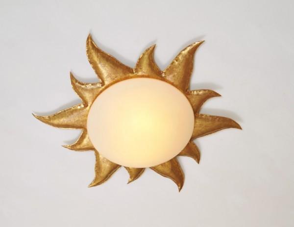 Holländer Deckenleuchte Sole Oro 300 K 1608