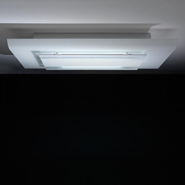 Falmec Cielo 120, Design+, Deckenhaube, 120 cm, Weiß