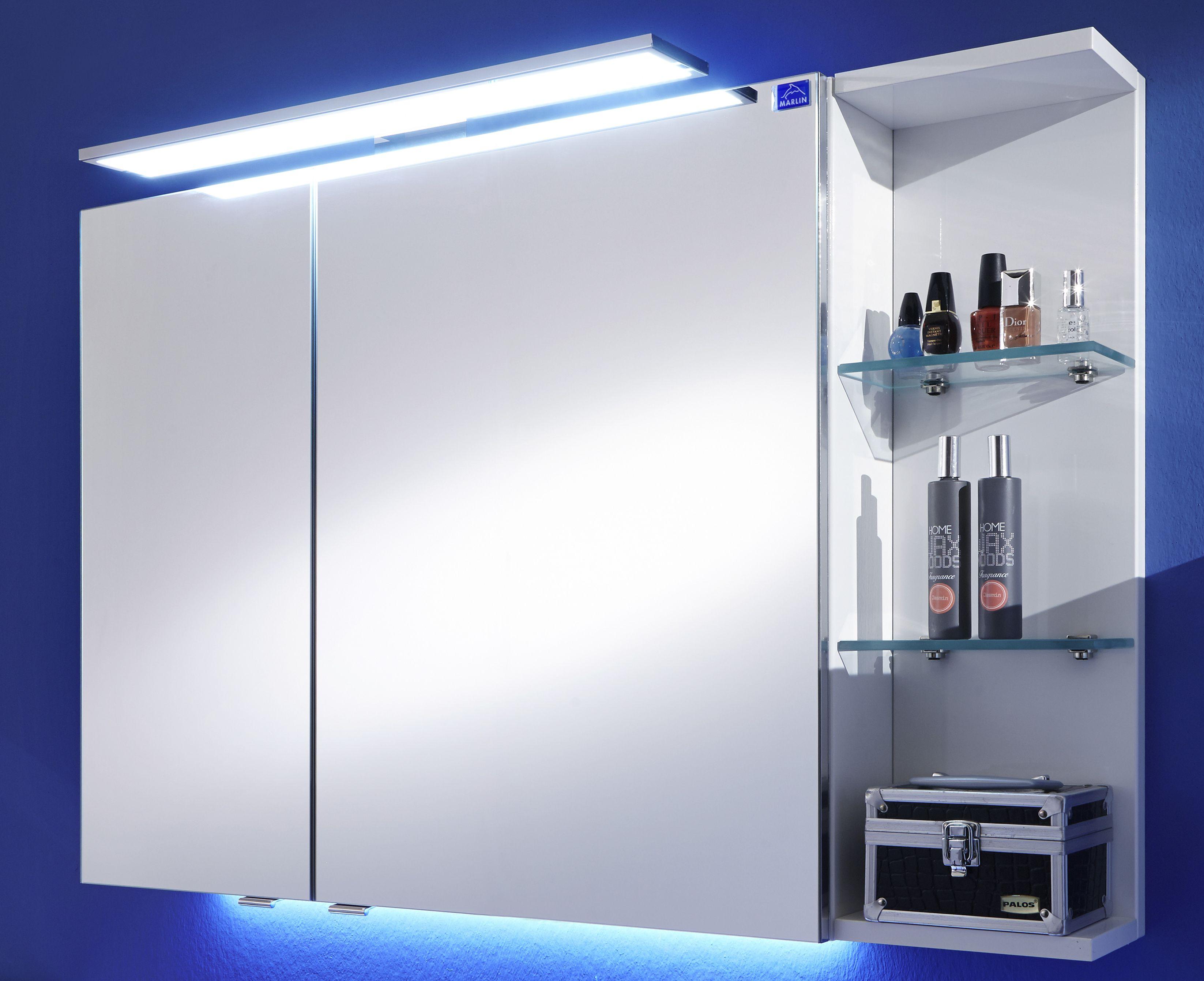 marlin programme marlin bad 3130 azure spiegelschr nke g nstig kaufen m bel universum. Black Bedroom Furniture Sets. Home Design Ideas