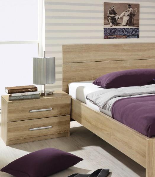 rauch packs relation nachttisch 641p g nstig kaufen m bel universum. Black Bedroom Furniture Sets. Home Design Ideas