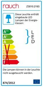 2193 CARREE 3er Lampen-Set (LED)