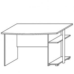 mit 950F Schreibtisch
