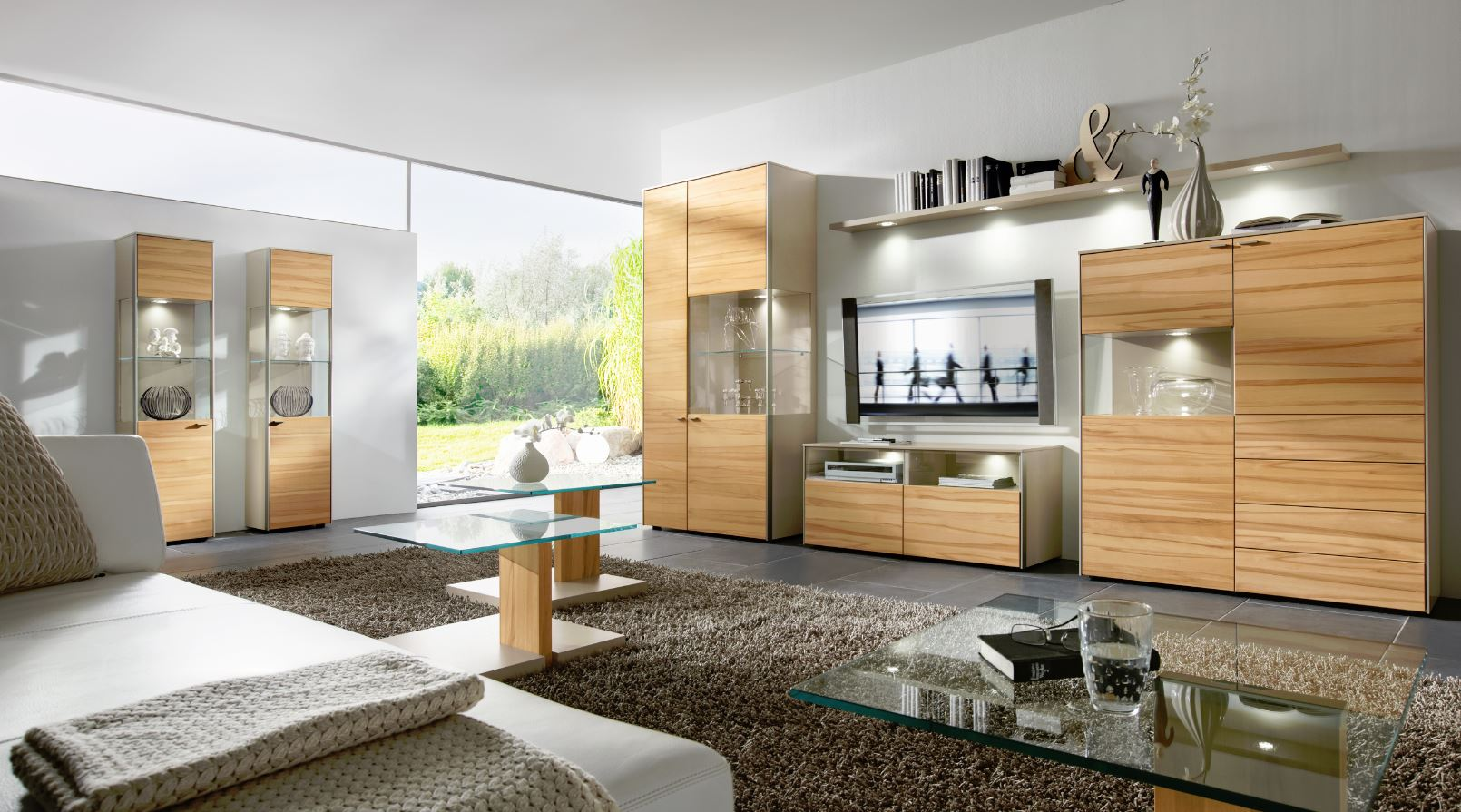 wohnzimmer wohnzimmer nach hersteller g nstig kaufen m bel universum. Black Bedroom Furniture Sets. Home Design Ideas