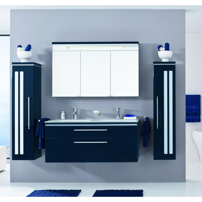 nach programme puris cool line badm bel g nstig kaufen. Black Bedroom Furniture Sets. Home Design Ideas