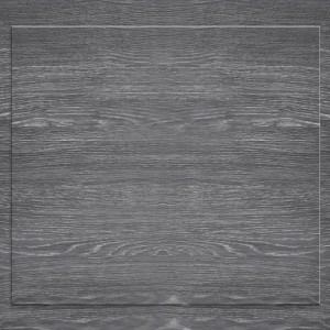 623 Kastanie graphit Nachbildung - Rahmenfront