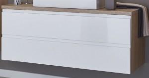 Waschtischunterschrank mit zwei Schubkästen