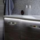 EB-LH30-SET 78 LED-Schattenfugen-Beleuchtung (nicht bei Glaswaschtischen möglich)