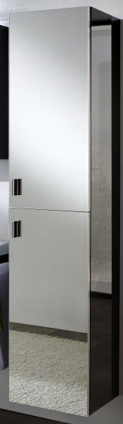 Marlin Bad 3160 - Motion Hochschrank 40 cm HPP4 mit Spiegeltüren