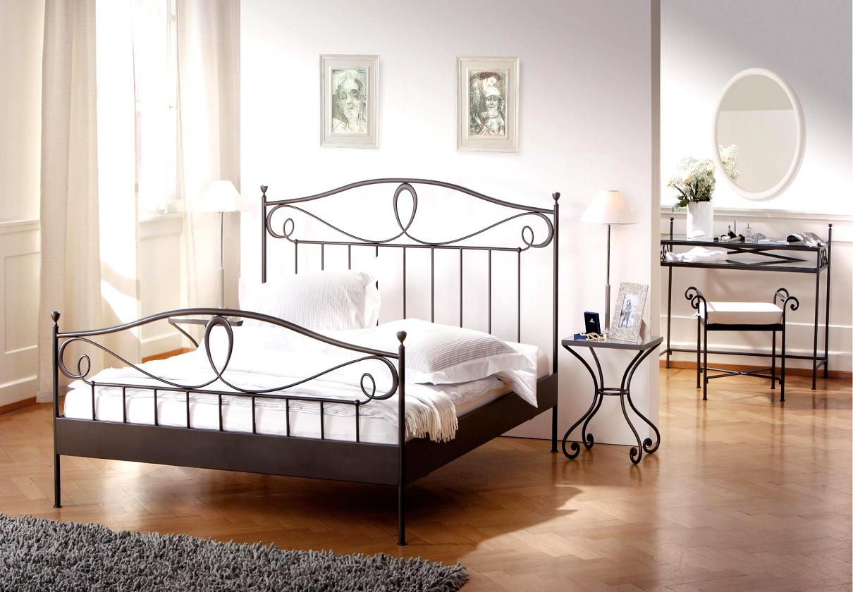 betten metallbetten g nstig kaufen m bel universum. Black Bedroom Furniture Sets. Home Design Ideas