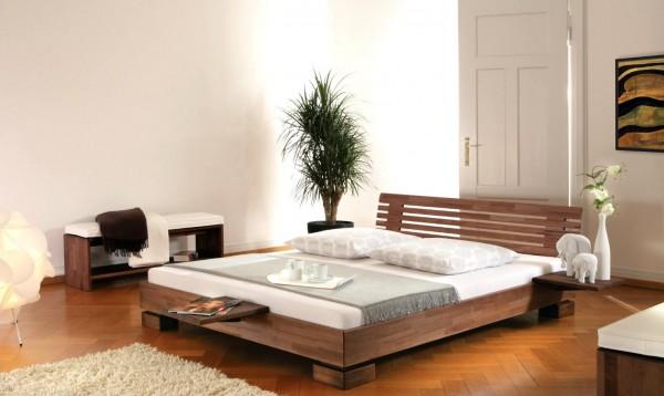 Hasena Wood-Line Bett Classic Litto Tida