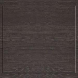 625 Robinie dunkel Nachbildung - Rahmenfront