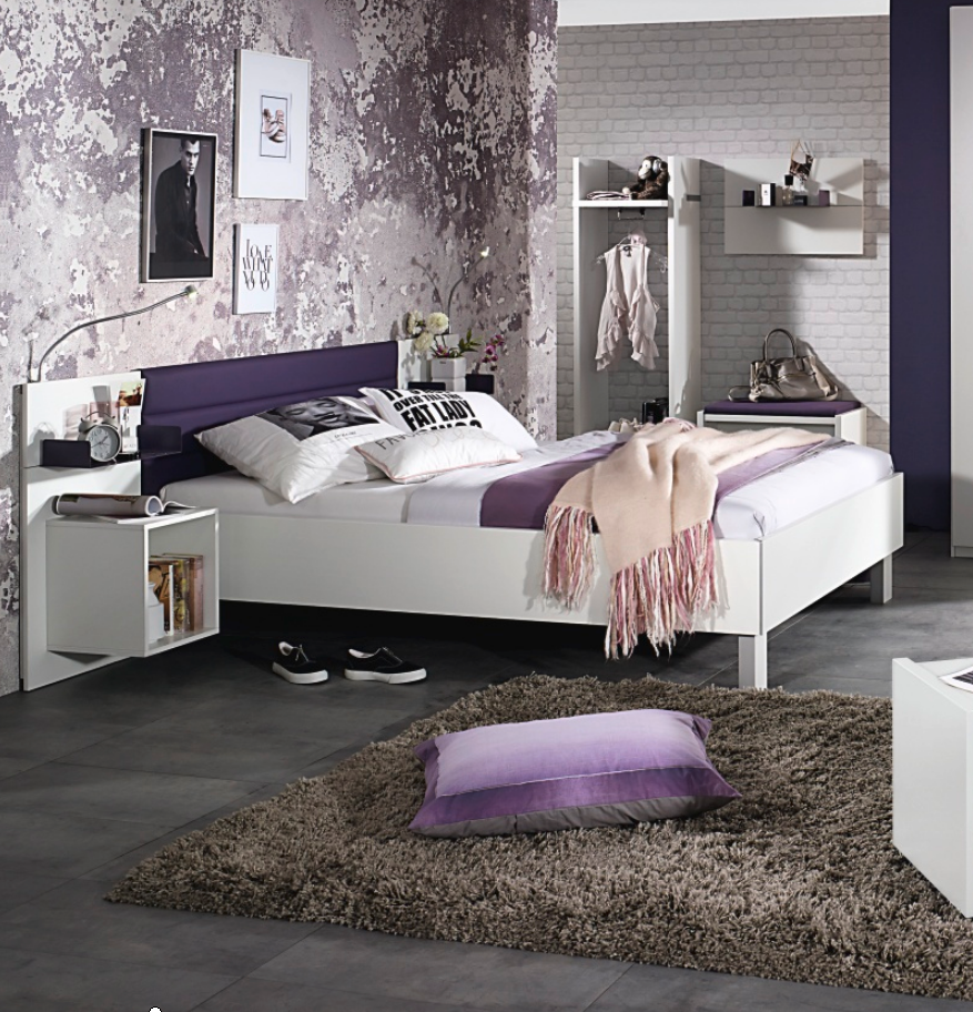 rauch dialog nice4teens jugendbett g nstig kaufen m bel. Black Bedroom Furniture Sets. Home Design Ideas
