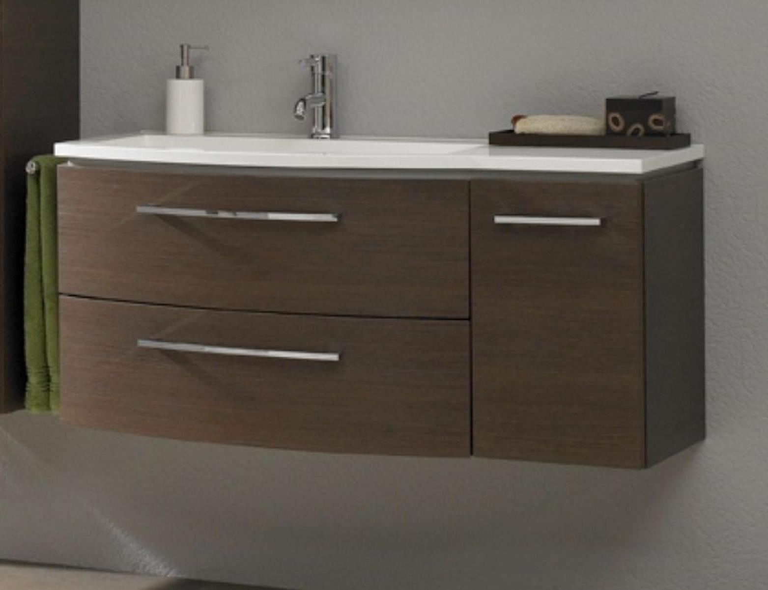 pelipal lunic waschtisch set links 110 cm breit 43 cm tief g nstig kaufen m bel universum. Black Bedroom Furniture Sets. Home Design Ideas