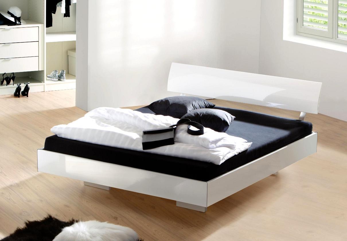 Betten nach Farben - weiß matt / hochglanz weiß - günstig kaufen ...