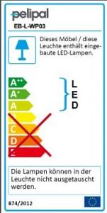 EB-L-WP 03 LED-Zusatzbeleuchtung