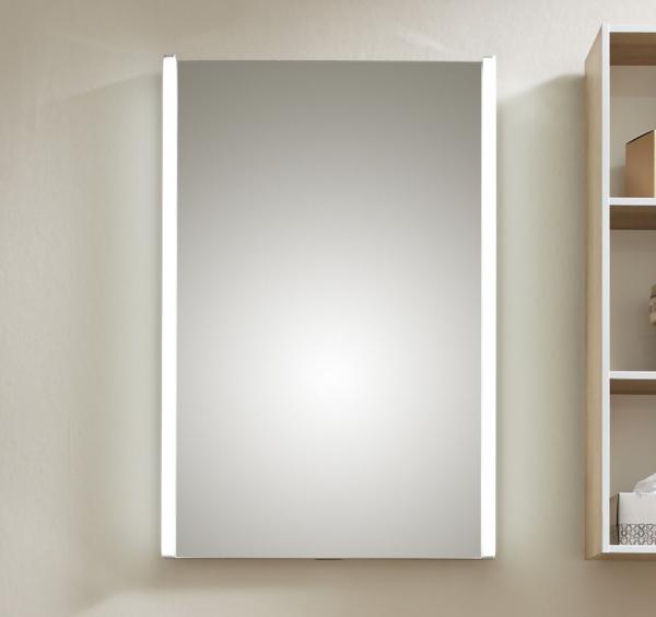 Pelipal Solitaire 6900 Flächenspiegel mit indirekter Beleuchtung 46 cm NT-SP 03