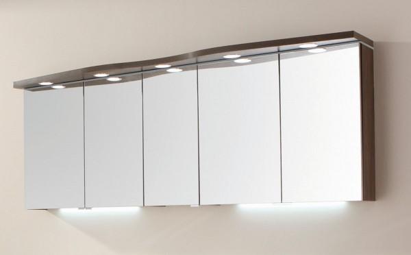 Puris Swing Spiegelschrank 180 cm SET4018 3 L/R