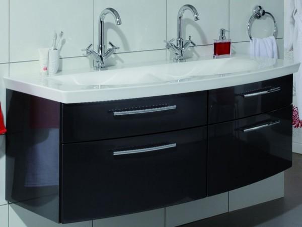 puris classic line doppelwaschplatz 140 cm g nstig kaufen m bel universum. Black Bedroom Furniture Sets. Home Design Ideas