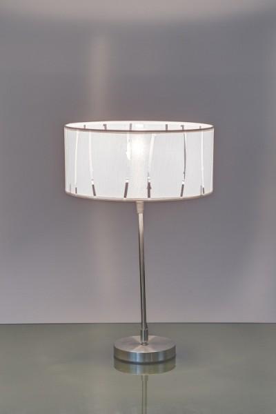 Holländer Tischleuchte Bamboo White 238 K 12601