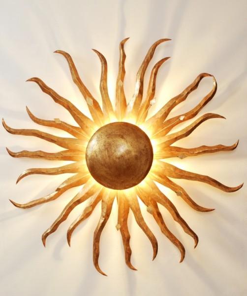 Holländer Wandleuchte Sonne Gigante 300 1618
