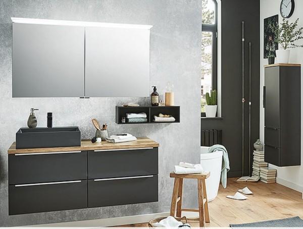 Puris Aspekt Badmöbel Set 120 cm breit - Set 2