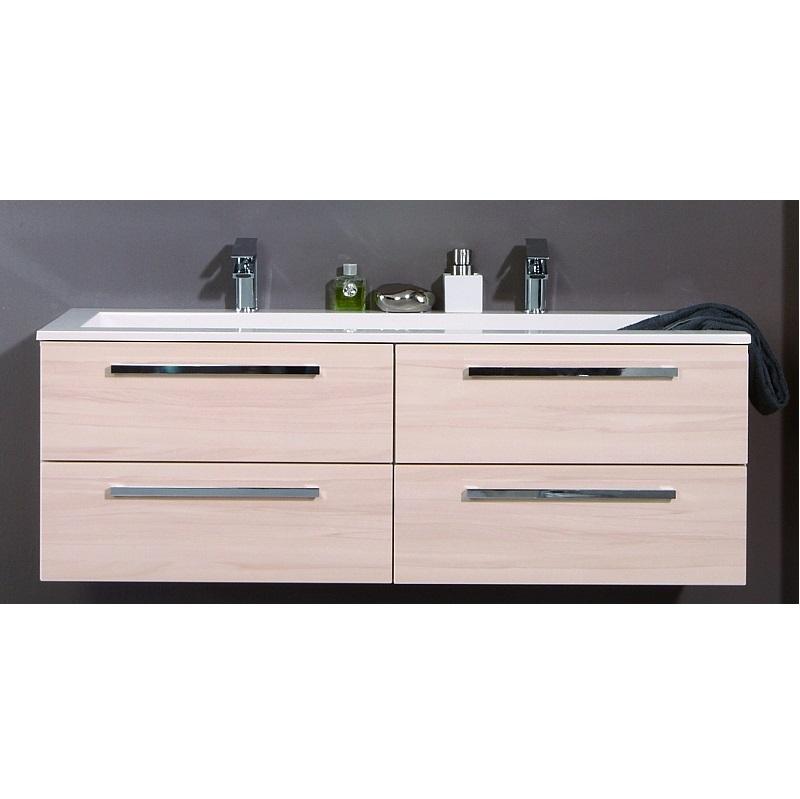 puris programme puris star line doppelwaschtisch 120 cm g nstig kaufen m bel universum. Black Bedroom Furniture Sets. Home Design Ideas