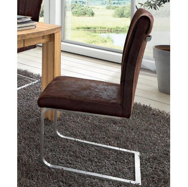 Stühle Mit Lederbezug Kunstlederbezug Günstig Kaufen