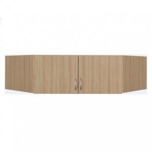 3356 Eckschrankaufsatz, Breite 120 cm