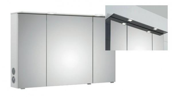 Pelipal Solitaire 6910 Spiegelschrank mit LED-Lichtkranz / 85 cm