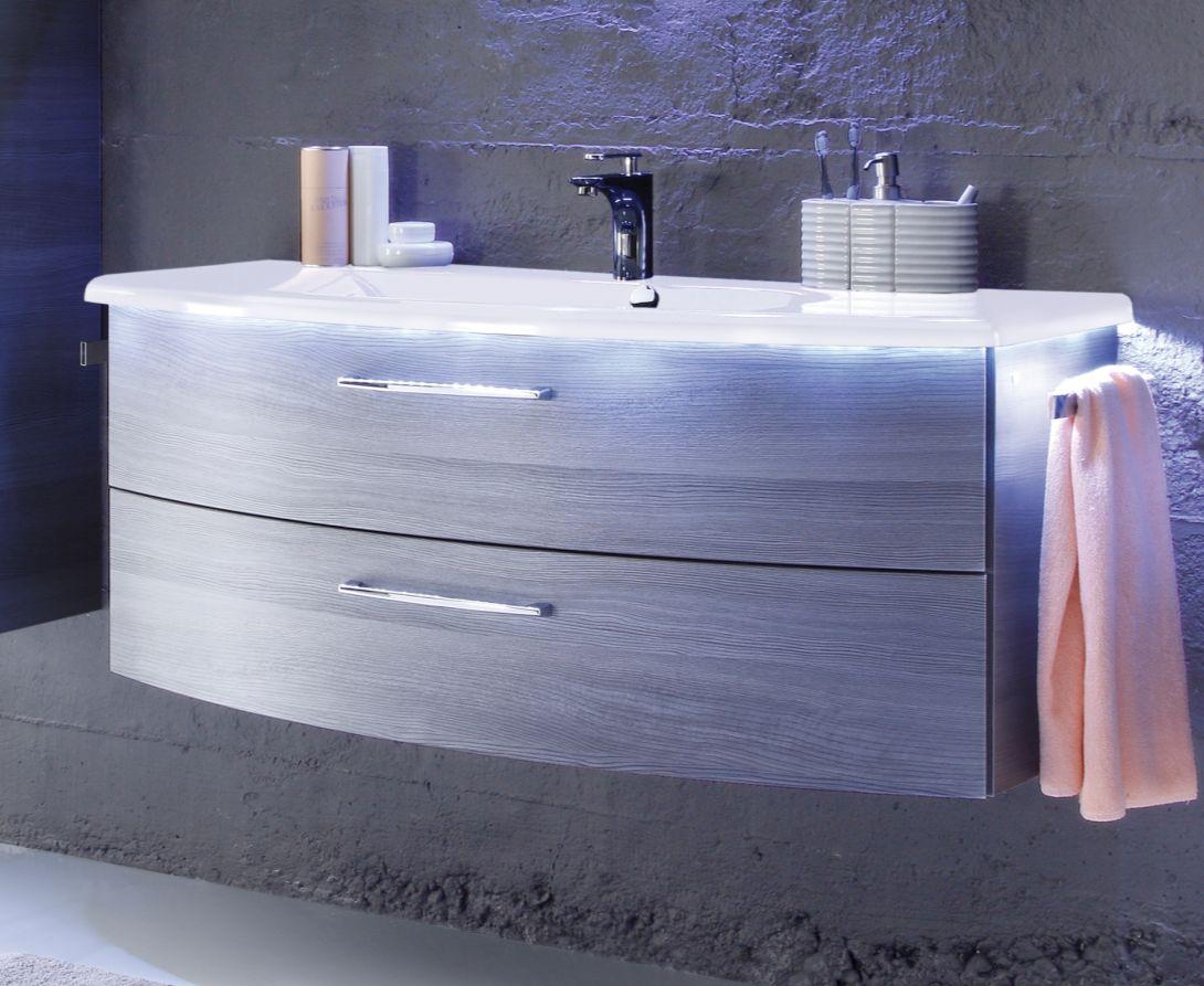 pelipal solitaire 7005 waschtisch set 124 cm g nstig. Black Bedroom Furniture Sets. Home Design Ideas