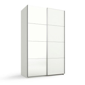 55S5 Schwebetürenschrank - 1 Spiegeltür - Breite 136 cm