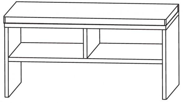 Puris Speed Sitzbank 90 cm SETBANK9