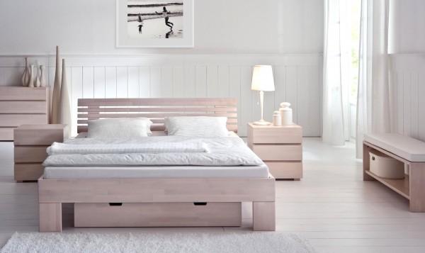Hasena Wood-Line Bett Classic Litto Massa günstig kaufen | Möbel ...
