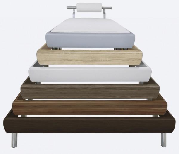 rauch select gala bettrahmen dekor aluspangen g nstig kaufen m bel universum. Black Bedroom Furniture Sets. Home Design Ideas