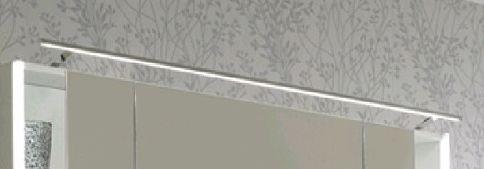 Pelipal LED-Aufsatzleuchte für Spiegelschränke EB-LS-N