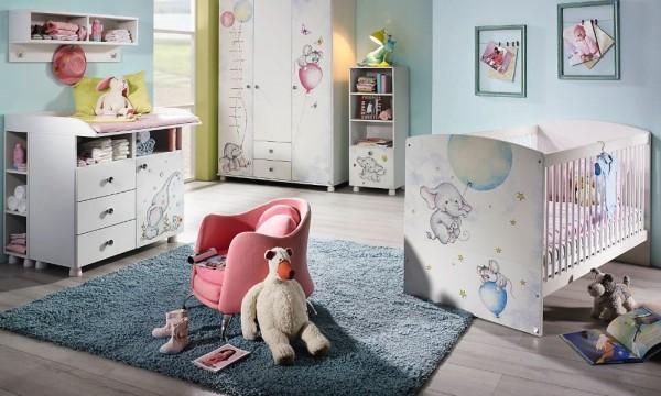 Rauch Packs Jemma Kinderzimmer 3 Teilig Günstig Kaufen Möbel Universum