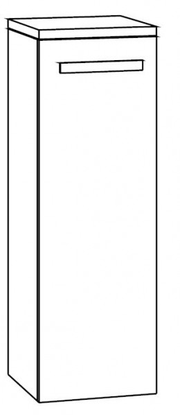 Marlin Bad 3160 - Motion Highboard 40 cm HBT4F