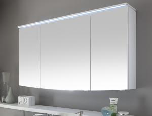 9020-SPS 06 Spiegelschrank mit LED-Kranzbeleuchtung
