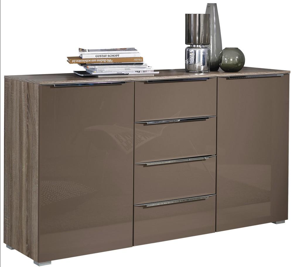 rauch fresh line kommoden front hochglanz griffleisten. Black Bedroom Furniture Sets. Home Design Ideas