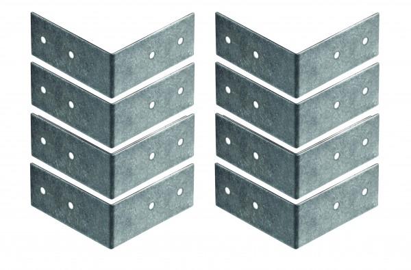 Hasena Factory-Line Case 8 Deko-Winkel für den Bettrahmen