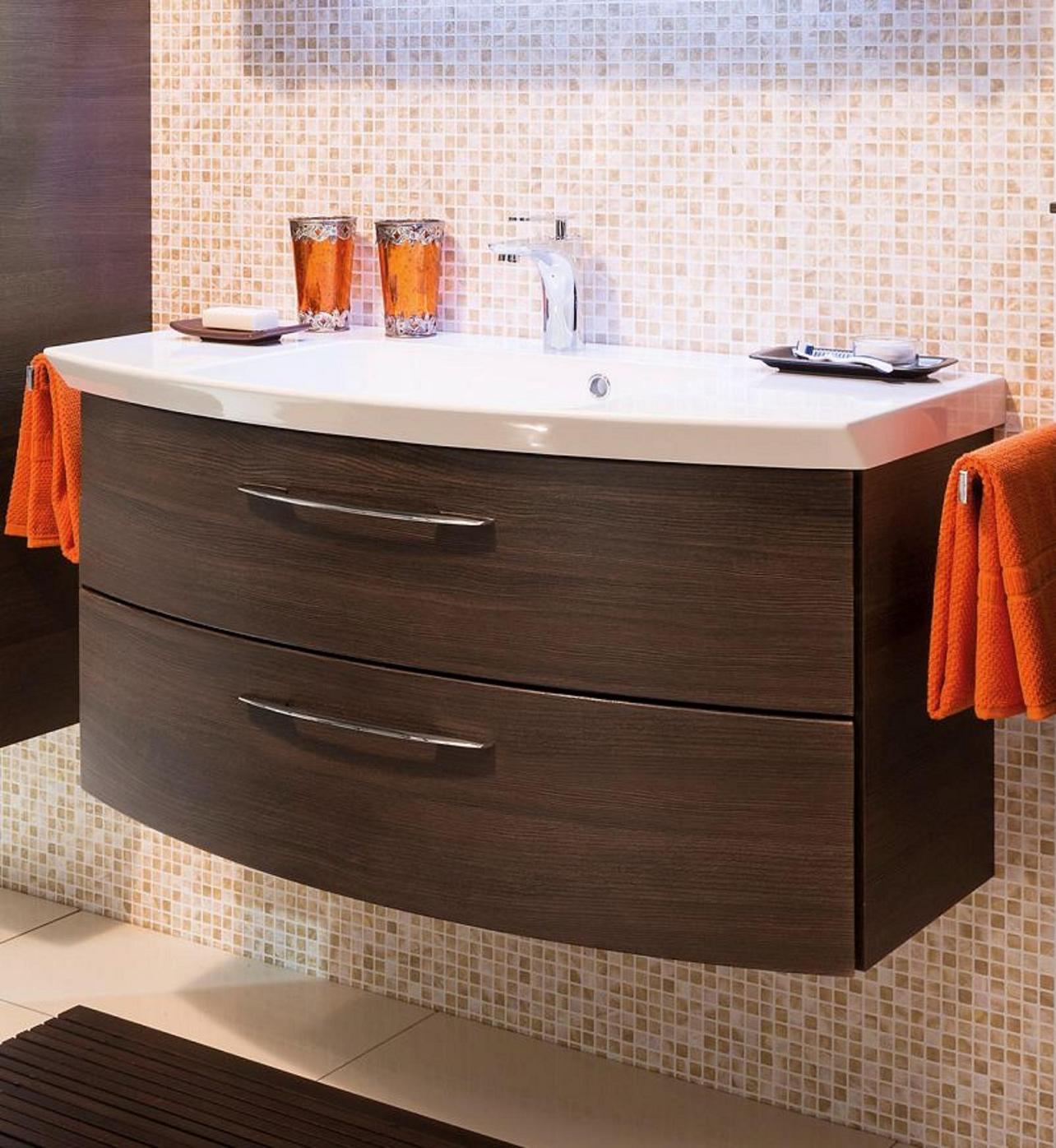 pelipal cassca waschtisch set 101 cm 2 ausz ge g nstig kaufen m bel universum. Black Bedroom Furniture Sets. Home Design Ideas
