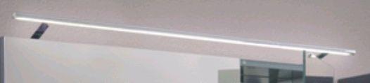 Pelipal Aufsatzleuchte für Spiegelschränke - EB-LS-P