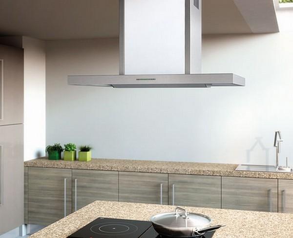 berbel inselhaube smartline bih 90 st wei schwarz. Black Bedroom Furniture Sets. Home Design Ideas