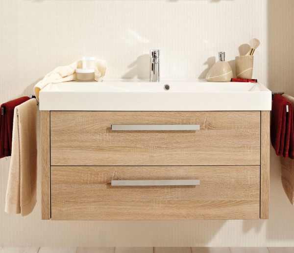 pelipal lardo waschtisch set 100 cm g nstig kaufen m bel. Black Bedroom Furniture Sets. Home Design Ideas