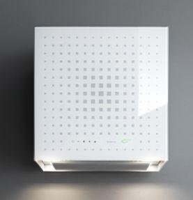 Falmec Rubik E.ion Wandhaube - weiß