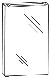 Spiegelschrank 40 cm S2A514B1DR
