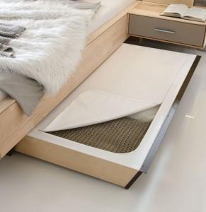 Bettschubkasten - nur bei Kastenbetten möglich!!