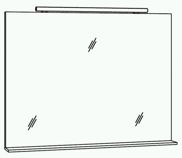 Marlin Bad 3060 Spiegelpaneel 90 cm SPANB9