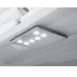 565928 Power-LED-Leuchte mit Bewegungsmelder individuell platzierbar